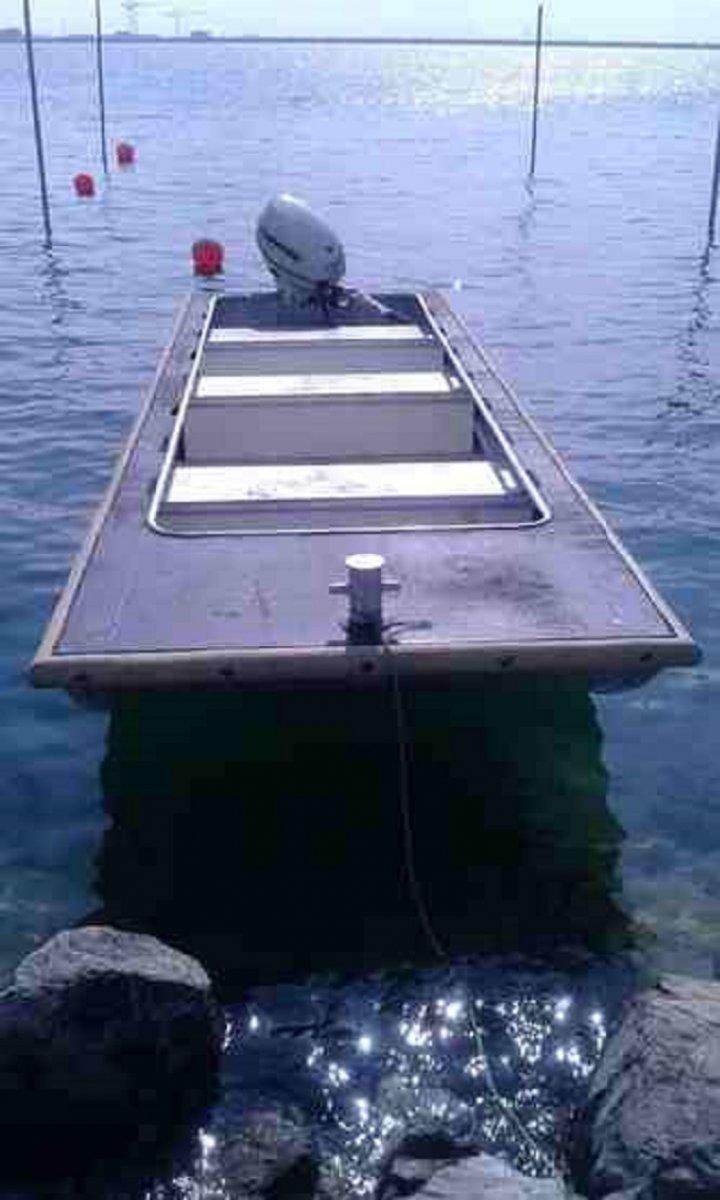 4.5m Rescue Punt