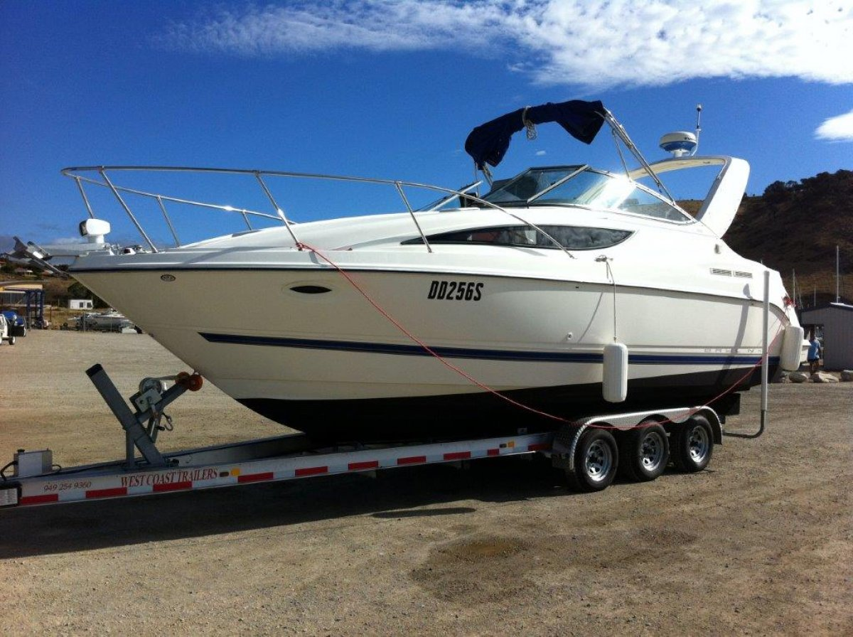 Bayliner 285 Cruiser Owner is upgrading so going cheap