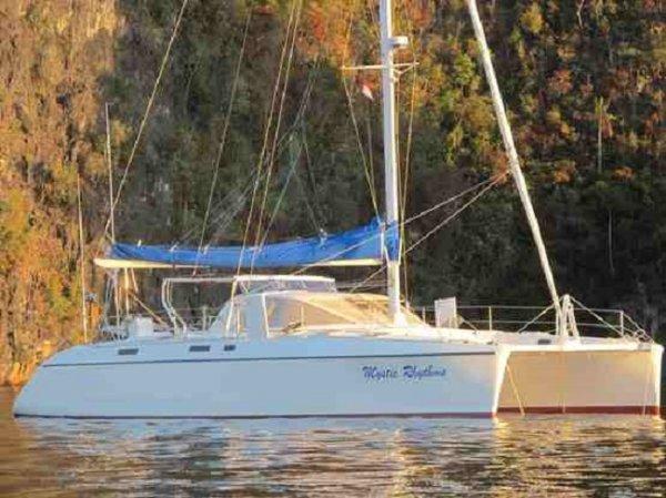 Catana 44 Sailing Cat