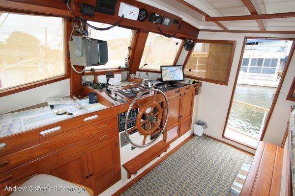 Kadey Krogen 42 Widebody Trawler