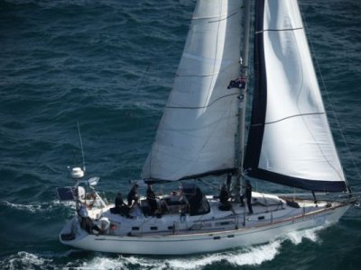 Tayana 48 Centre Cockpit Cutter rigged Cruiser Equipped and ready to sail the World Oceans