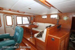 Kadey Krogen 58 Trawler