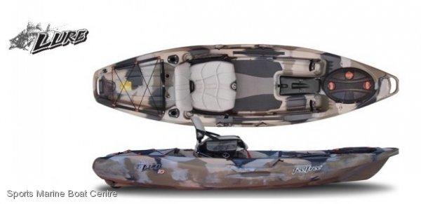 Feel Free Lure 10 Fishing Kayak