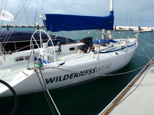 Catalina 37 Capri 1992