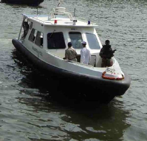 New 12m Patrol Vessel