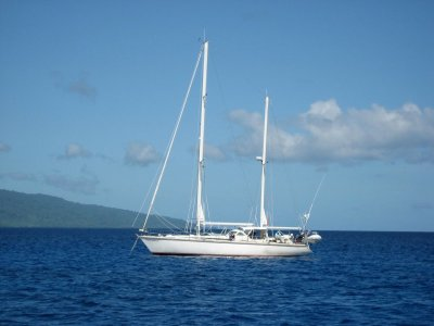 Amel Super Maramu 53 Ketch
