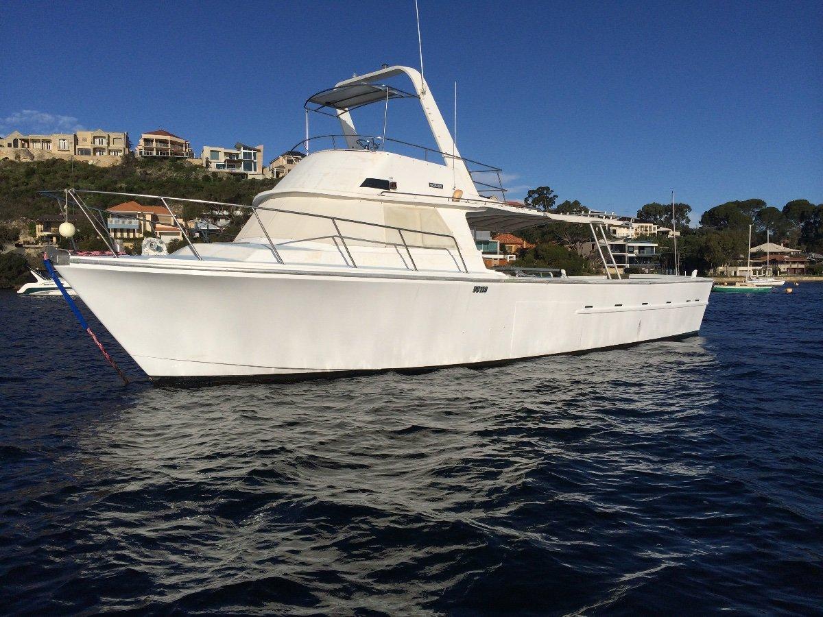 Precision Built Randell Design Cray Boat