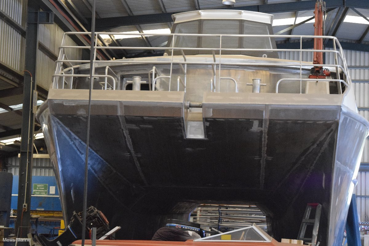 Crowther 17m Passenger ferry Ferry or Custom Recreational Vessel