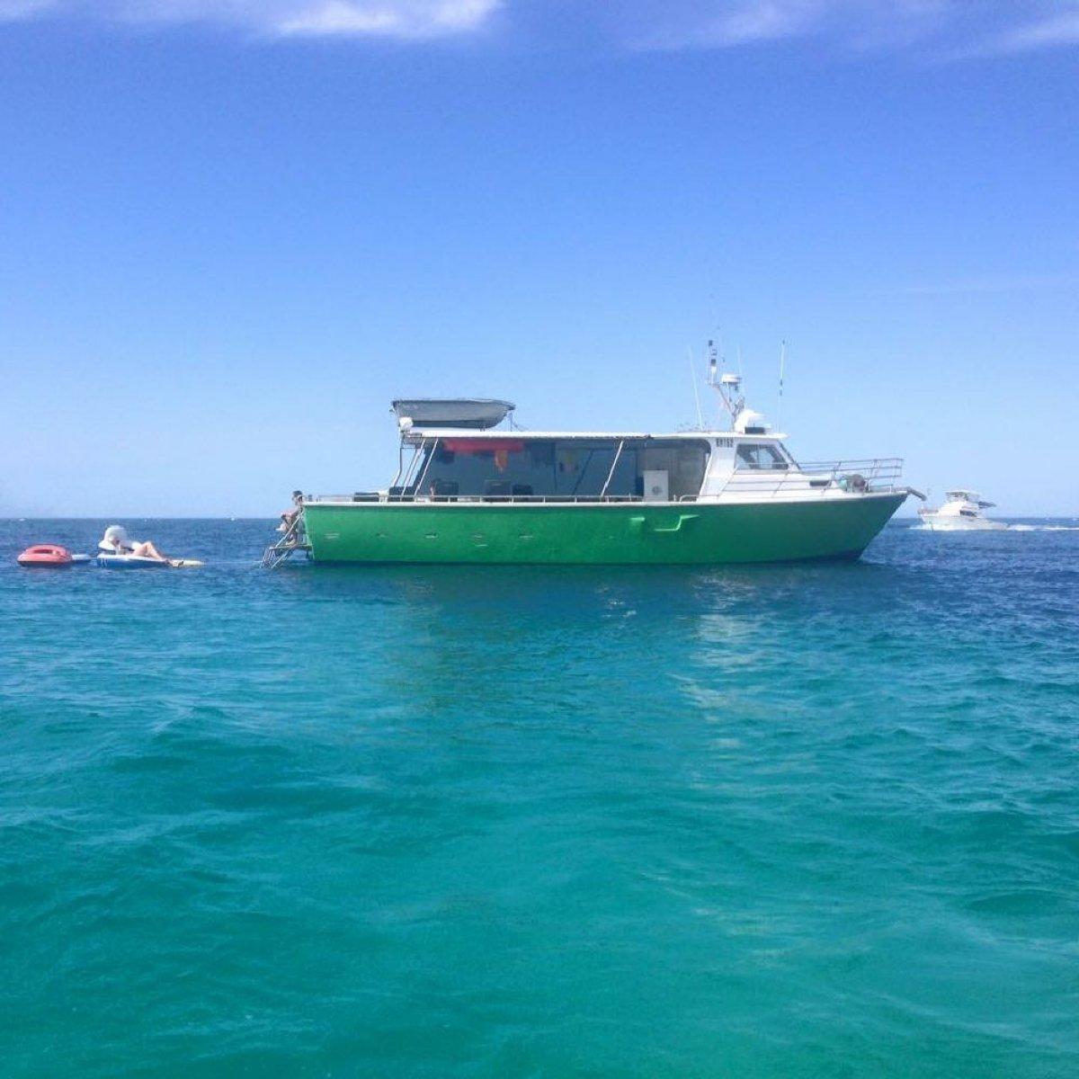 Randell 41 Pleasure Boat