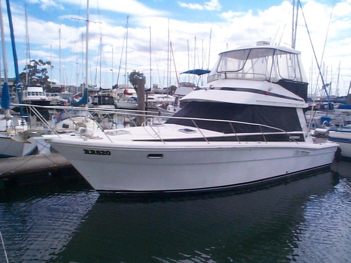 Riviera 35 Blue Water:Riviera35