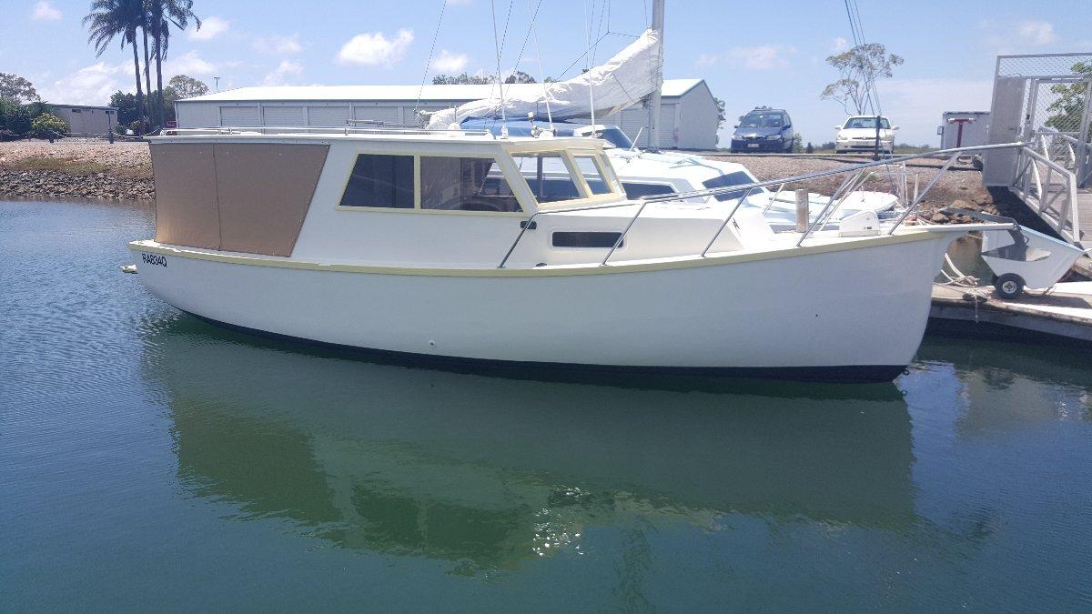 Custom Bay Cruiser