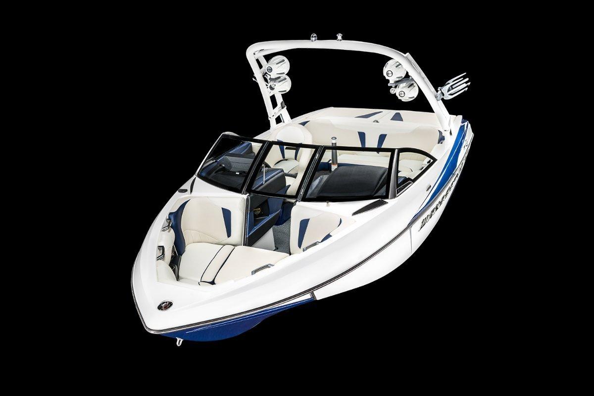Malibu Wakesetter 20 VTX + Indmar Ford Monsoon 410 6.2L Marine Engine