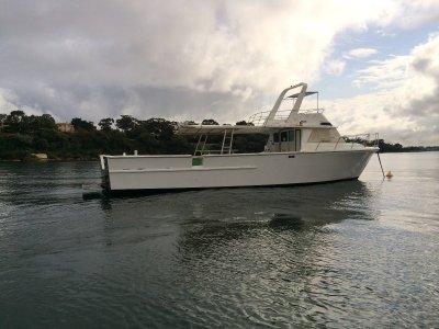Randell Cray Boat