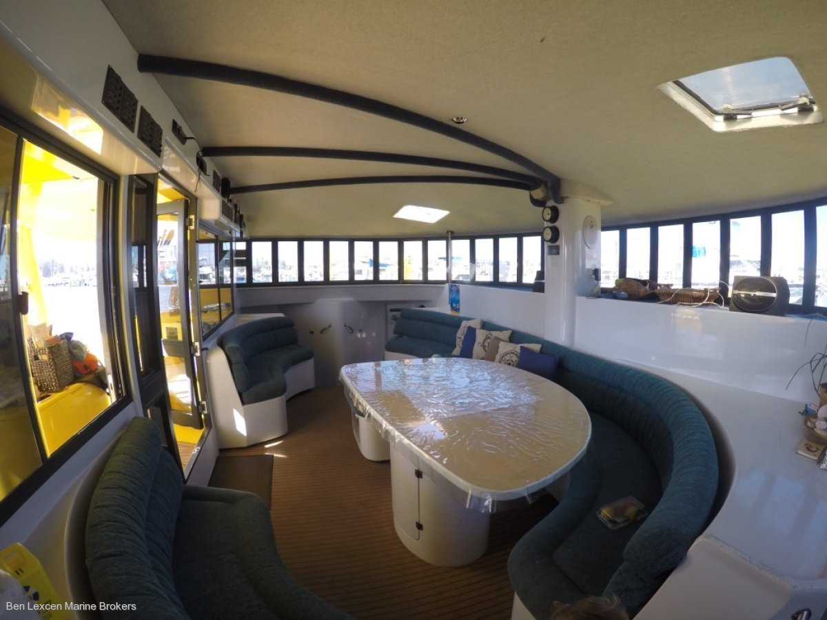Schionning Cosmos 1250 WITH MARINE BUSINESS