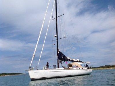 Sailing Yacht Finot 53