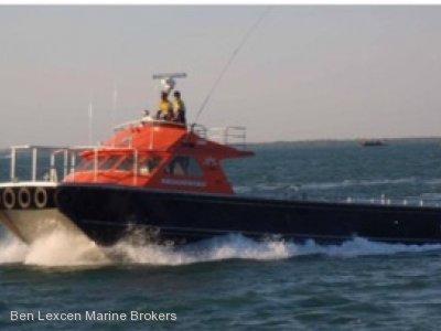 Millman Aluminium Catamaran Utility Vessel