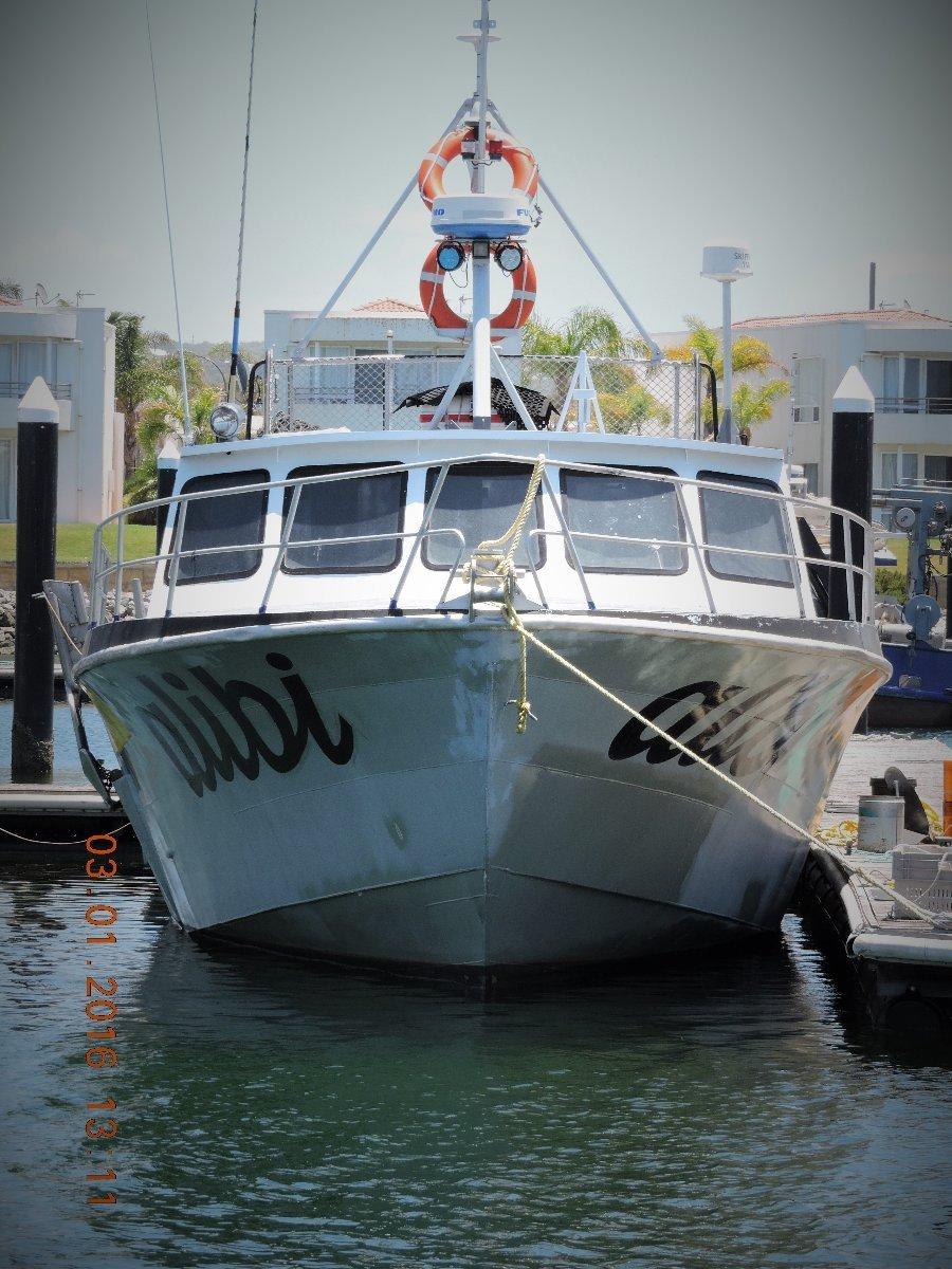 Oceantech 15.73m Commercial Fishing Vessel in 3B Survey