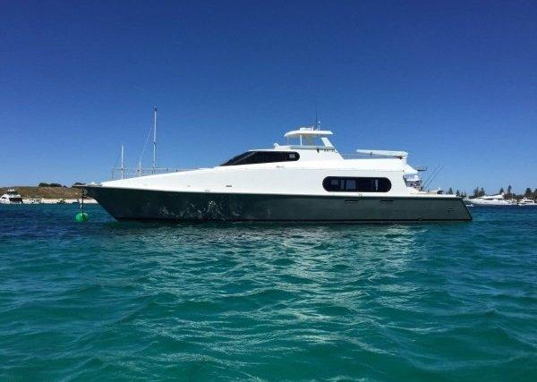 21m Motor Yacht