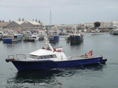 Gbb Fast Utility Vessel