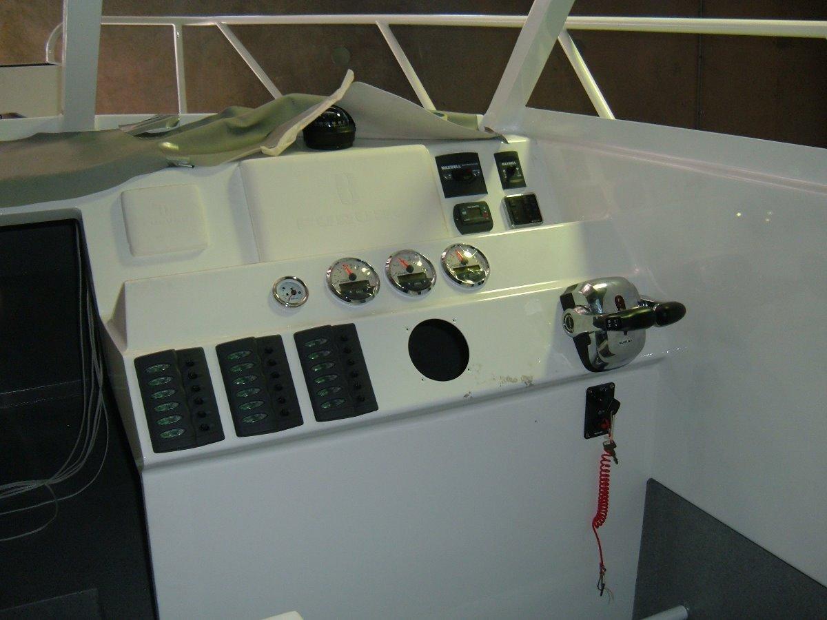 Preston Craft 9.5m Thundercat