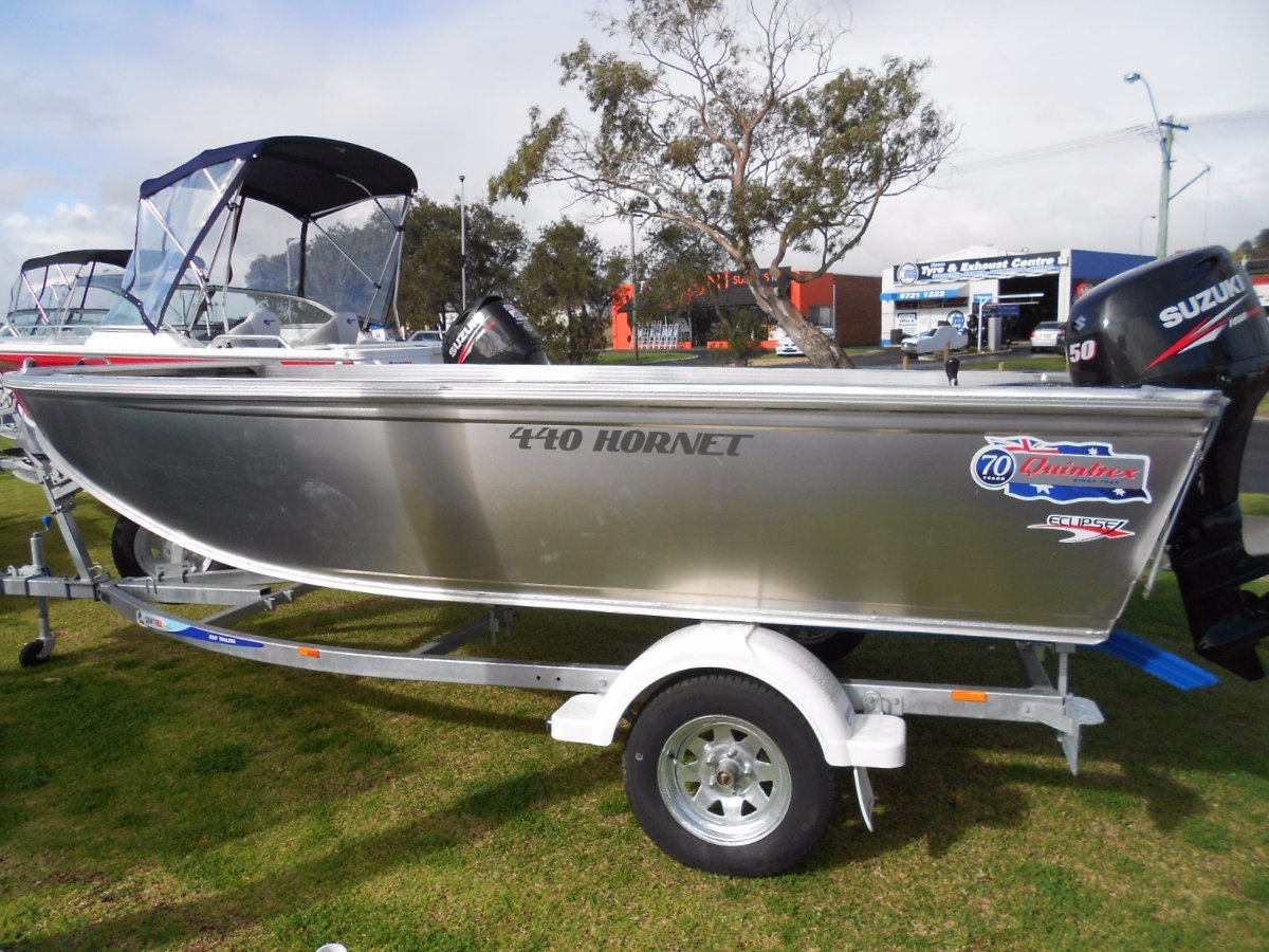 Quintrex 440 Hornet