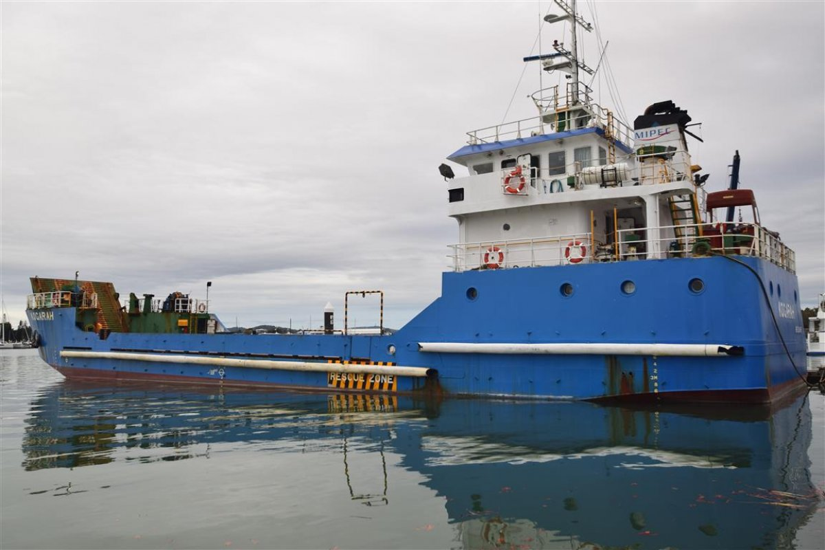 45.5 m Landing Craft - Barge