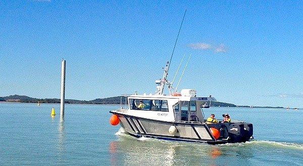 Crew Transfer - Work Boat