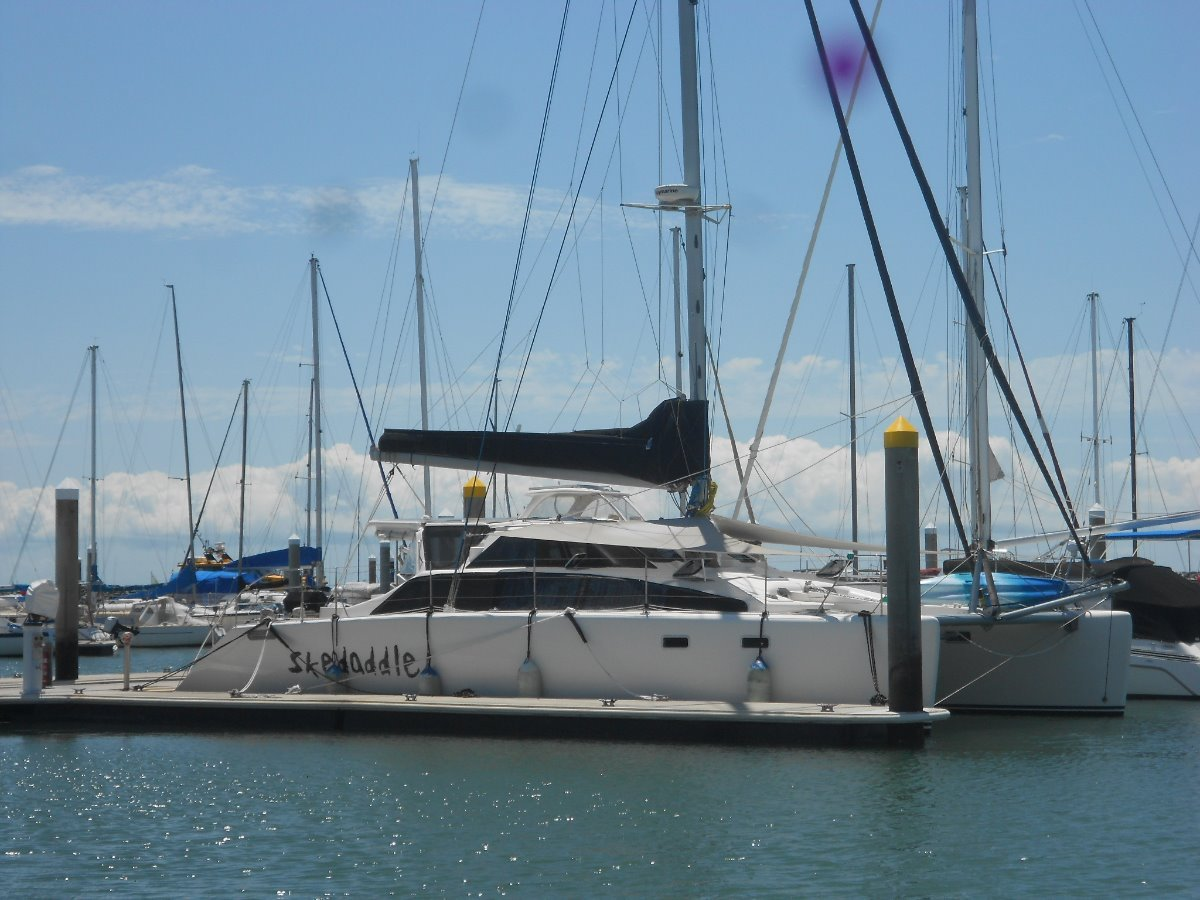 15 METRE MULTI U05 MARINA BERTH AT MORETON BAY BOAT CLUB
