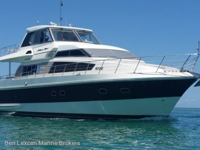 Monte Fino 72 Pilothouse