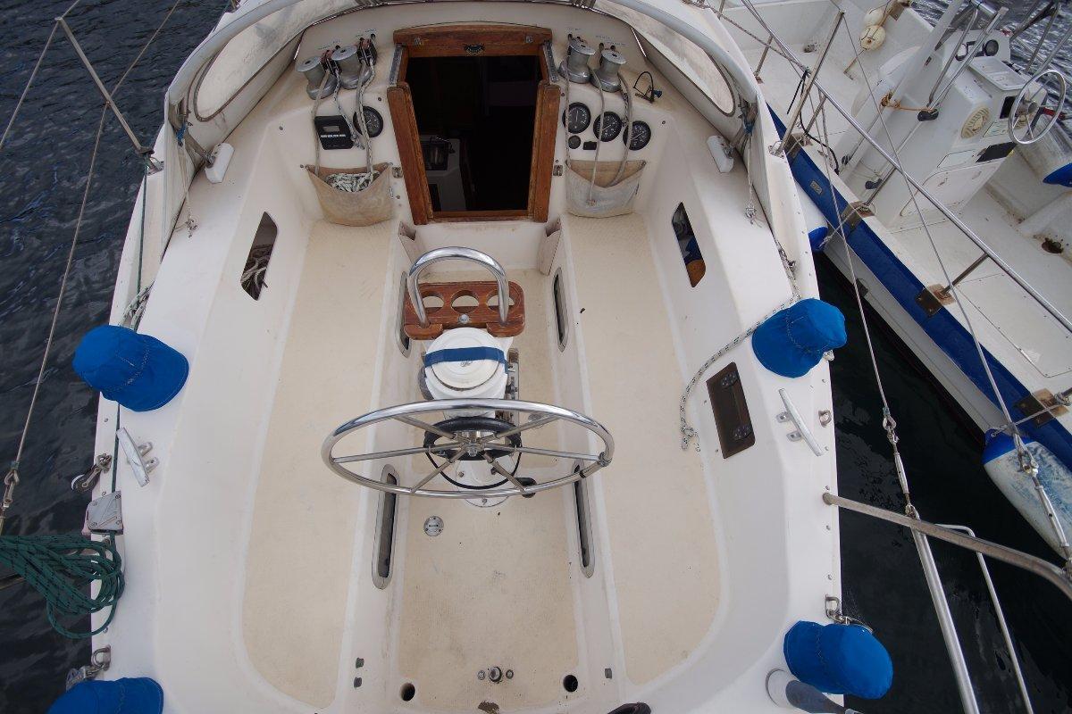 "Bounty 35 ""Wild Goose"" | Sail monohulls | Boat Sales Tasmania"