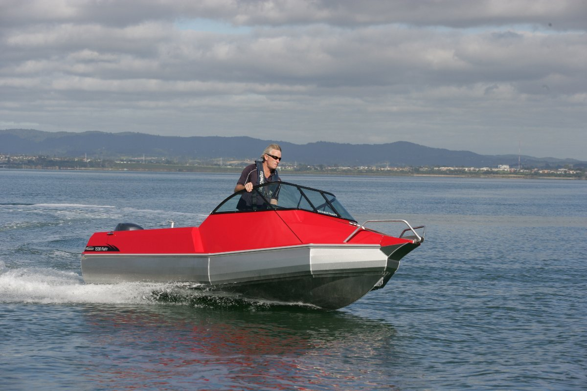 Stabicraft 1530 Fisher + Yamaha 50hp Four Stroke