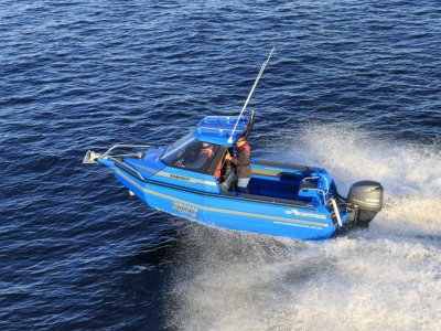 New Stabicraft 1850 Supercab + Yamaha 115hp Four Stroke Outboard Motor