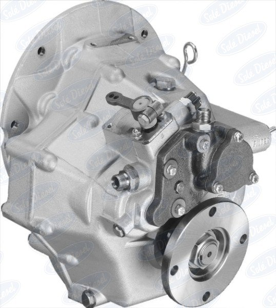 Twin Disc/Technodrive, Hurth/ZF Marine transmissions