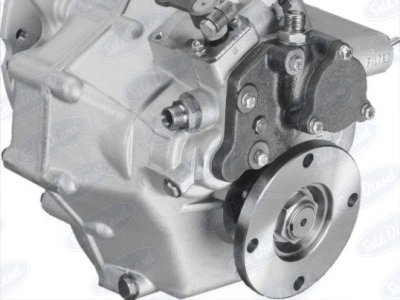 Twin Disc/Technodrive, Hurth/ZF Marine transmissions