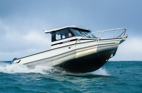 New Stabicraft 2900 Supercab + Yamaha 300hp Four Stroke Outboard Motor