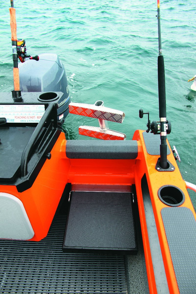 Stabicraft 1650 Fisher + Yamaha 70hp Four Stroke Outboard Motor