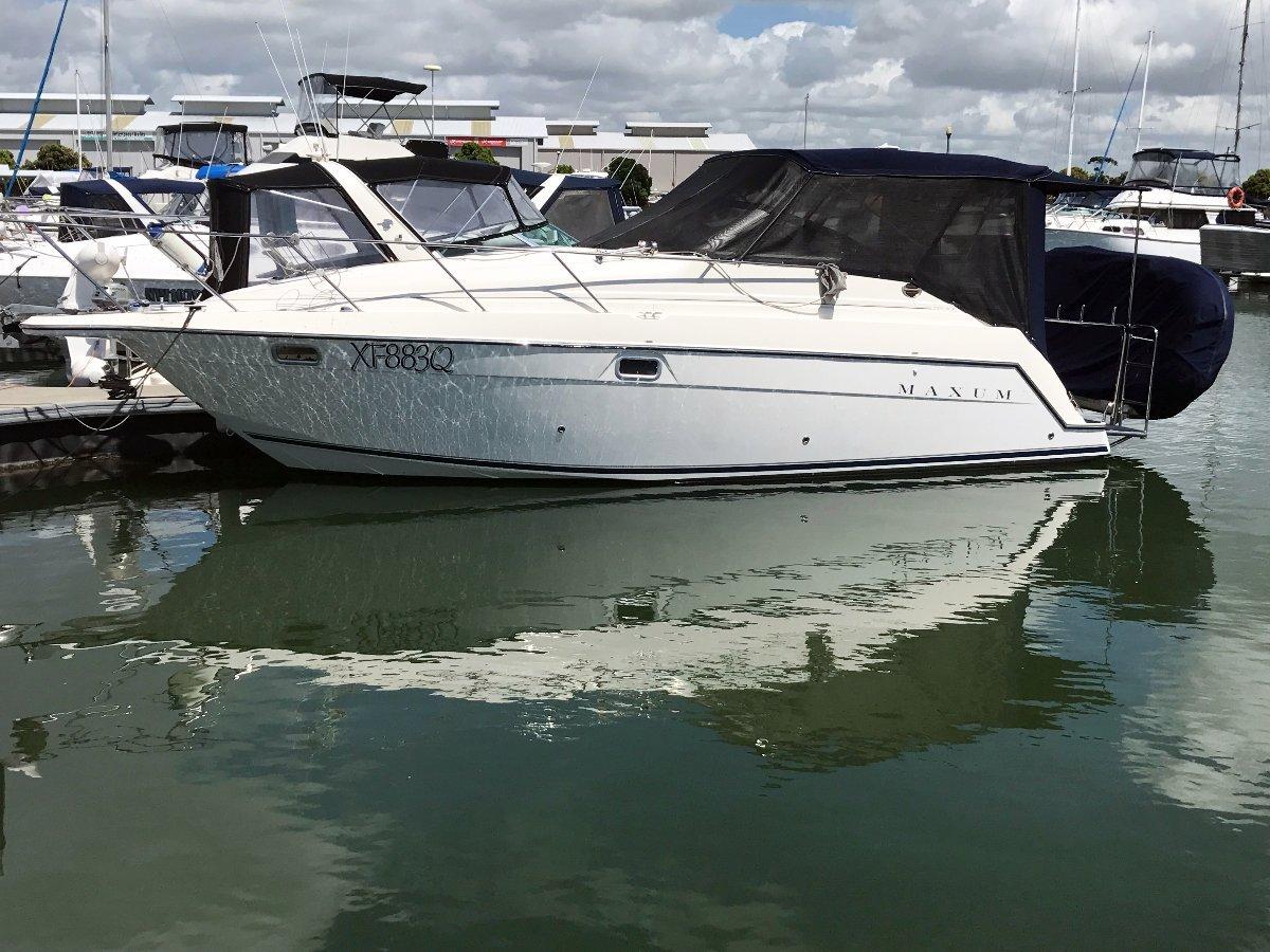 Maxum 2700 Se SCR Sports Cruiser