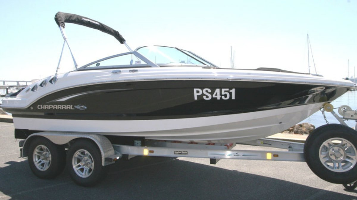Chaparral 196 SSi widetech