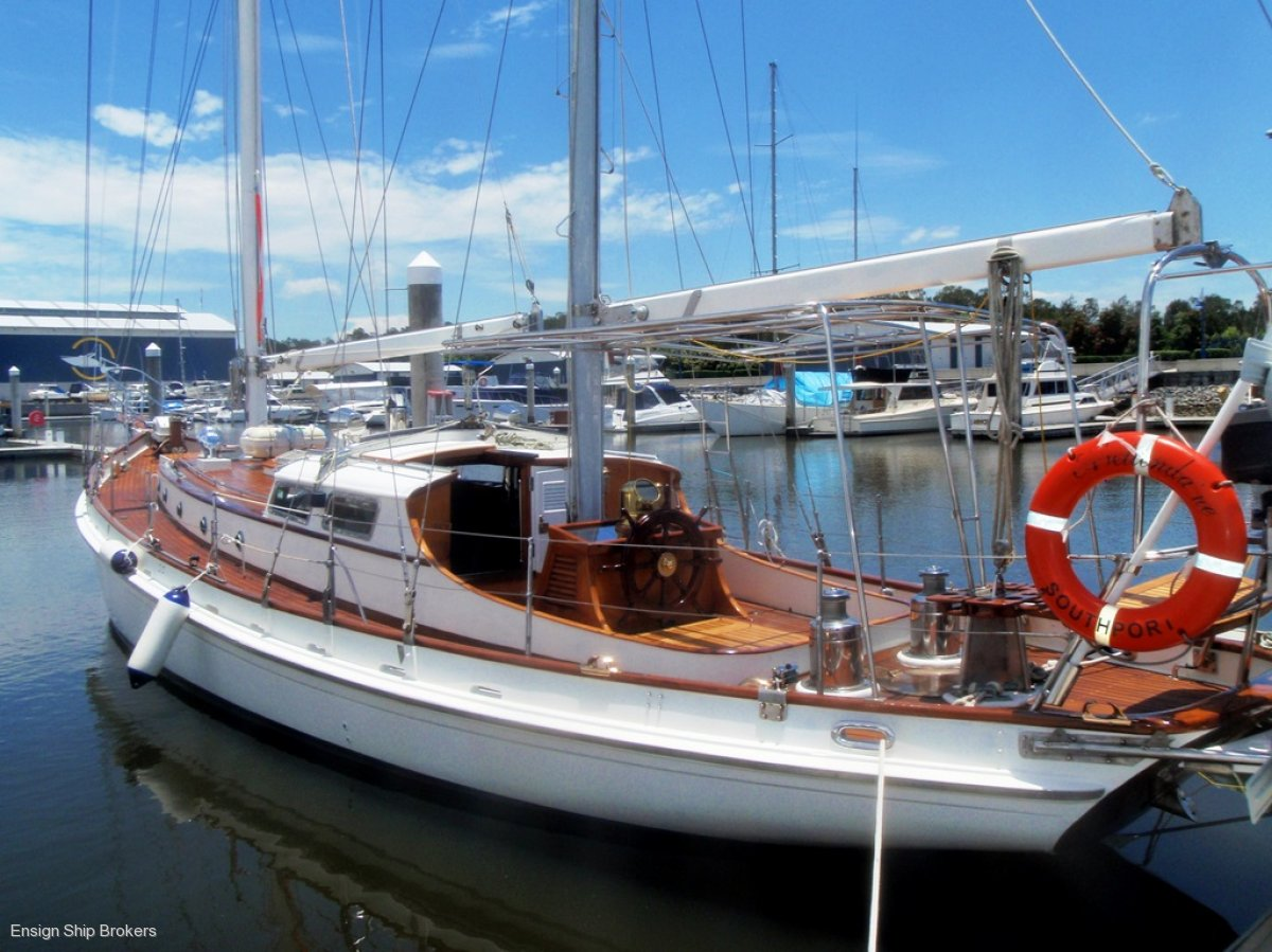 Norman Wright Ketch 63