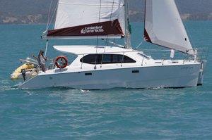 Roger Hill Charter Catamaran