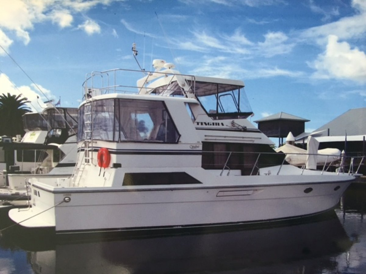 Gold Island 46' Aft Cabin Selvo Yachtfisher