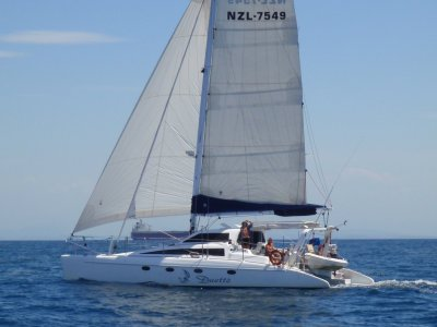 Farrier 45 Performance Cruising catamaran