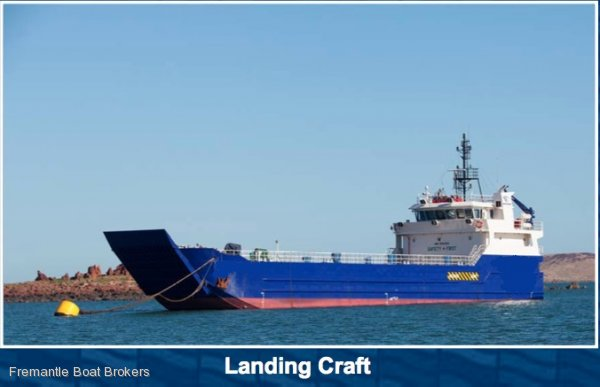 Custom Landing Craft