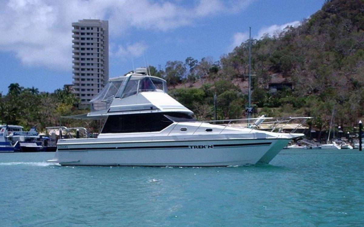 Ocean Trek C410 Flybridge Looking for offers