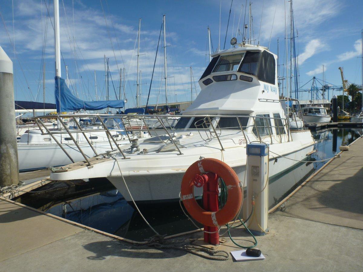 Skippercraft Cruiser 34ft