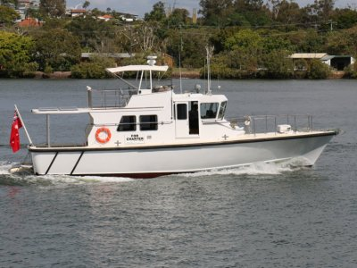 Norman Wright Cruiser Pilot Boat