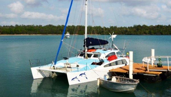 Peter Snell Easy 37 Catamaran