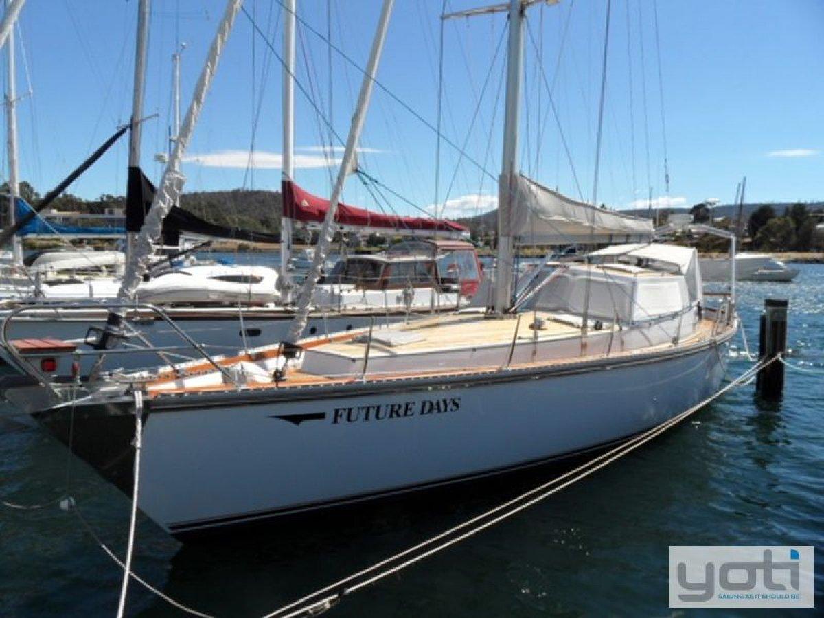 Custom Timber 50ft Cruiser