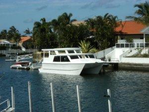 Innovation Catamaran Custom 415