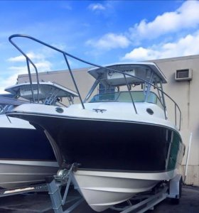 Seaswirl Striper 2601 Walk Around